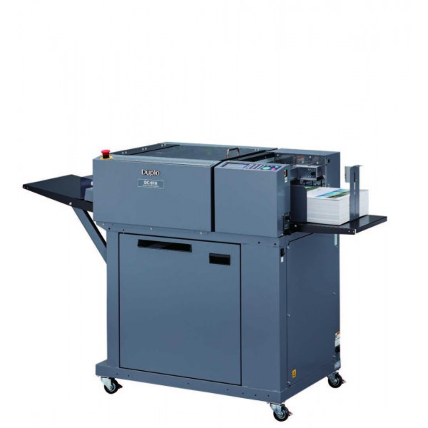 Duplo DC616 Slitter / Cutter / Creaser Card Creasing Machines