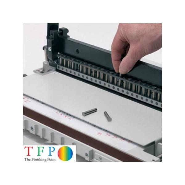 James Burn TriO 50 Wire Binding Machine (3:1 & Calendar Punch)