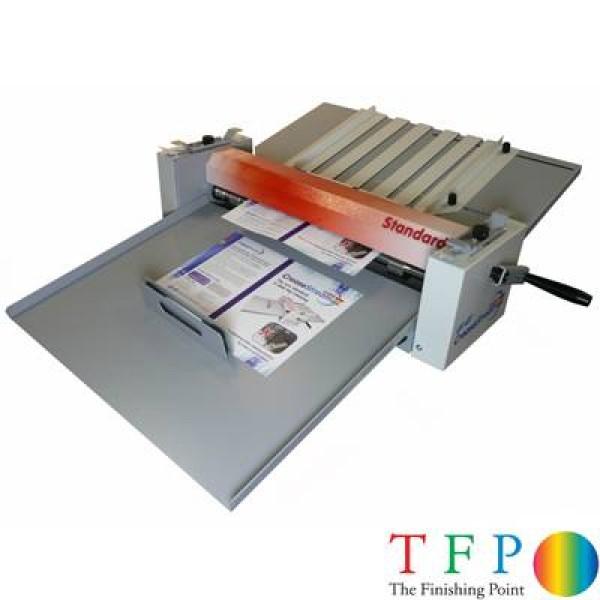 CreaseStream Mini Standard Card Creasing Machine