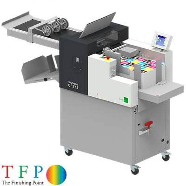 Eurofold Touchline CF375 (Crease & Fold) Card Creasing Machines