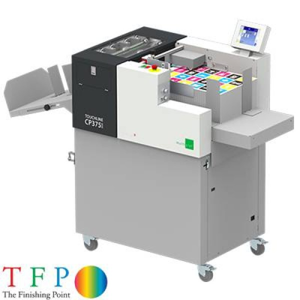 Eurofold Touchline CP375 (Crease & Perforate) Card Creasing Machines