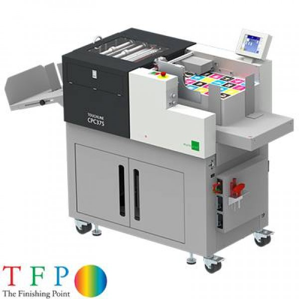 Eurofold Touchline CPC375 (Slit, Cut, Crease & Perforate) Card Creasing Machines