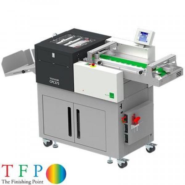 Eurofold Touchline CPC375 (Slit, Cut, Crease & Perforate) Card Creasing Machines
