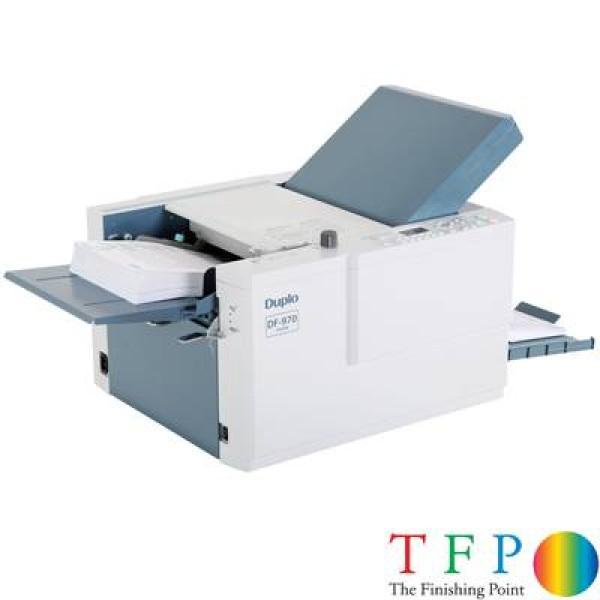 Duplo DF970 Paper Folding Machine