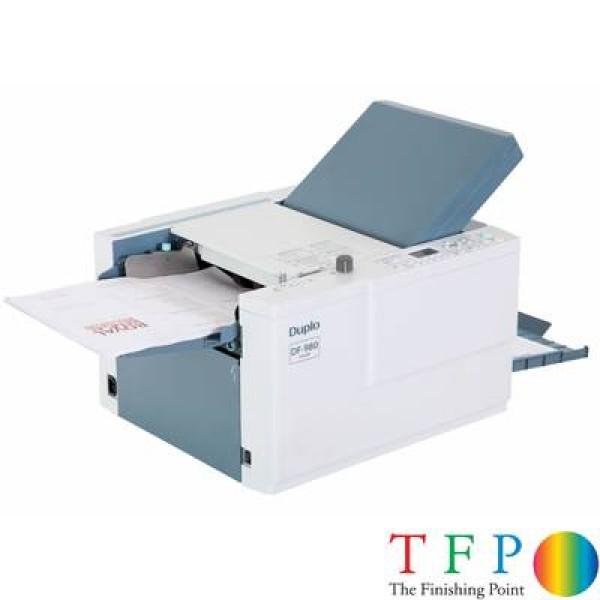 Duplo DF980 Paper Folding Machine