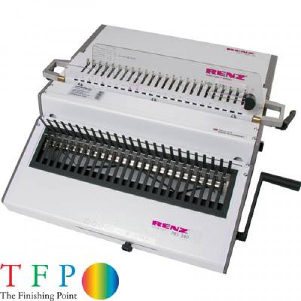 Renz DTP340M (Modular) - For a Wire Binding Machine